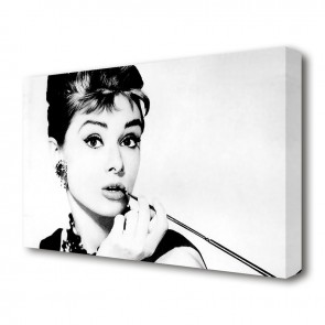 """AUDREY HEPBURN paveikslas """"cigaretė 1"""" 43142999"""