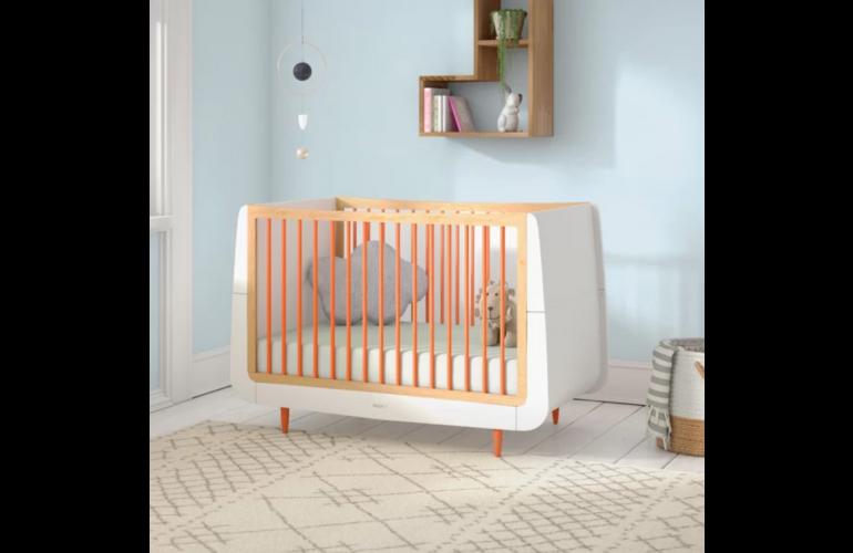 SNUZKOT SKANDI kūdikio lova 25744758