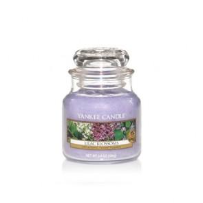 """YC maža žvakė stiklainėlyje """"LILAC BLOSSOMS"""" 1006994"""